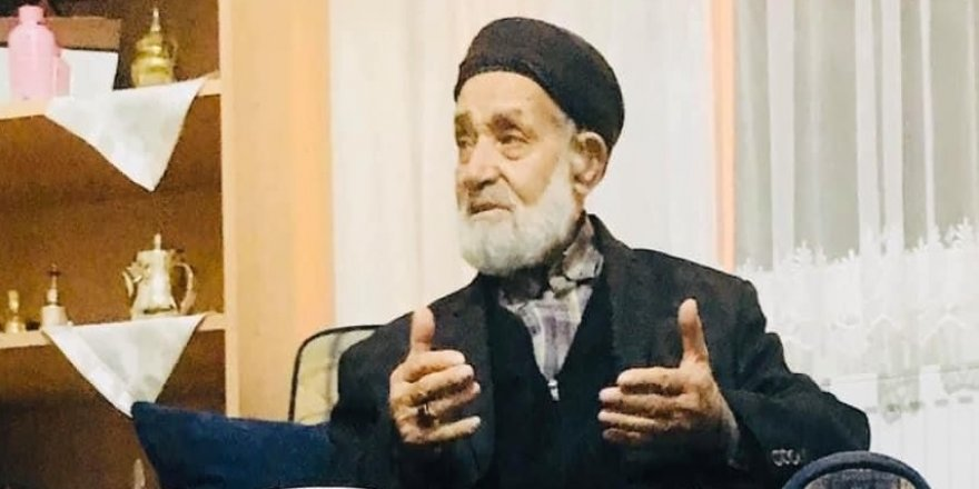 Rifai Tarikatı Şeyhi Mahsud Baba Hazretleri Sarıkamış'ta Vefat Etti
