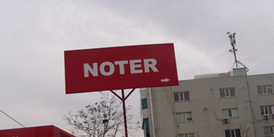 Kars'ta Nöbetçi noter uygulaması yeniden başladı