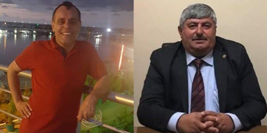 Muhammet Karahal ve Burhan Taş TÜMSAD Yönetiminde...