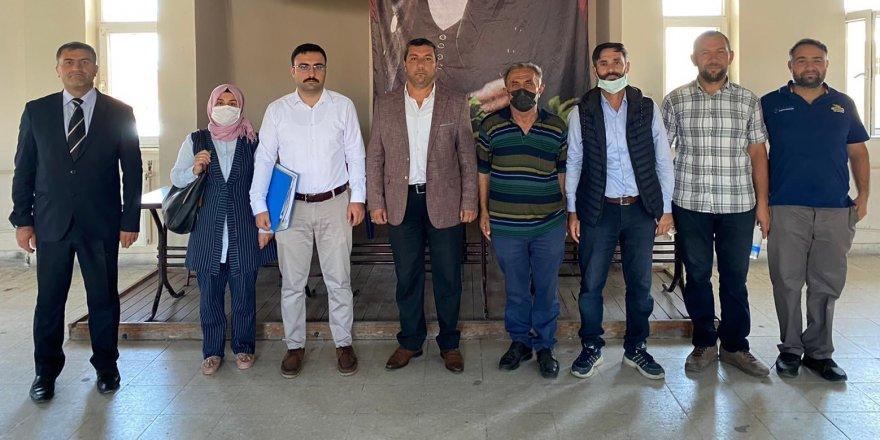 Akyaka Esnaf Kefalet Kooperatifi Başkanı Mehmet Arapoğlu güven tazeledi