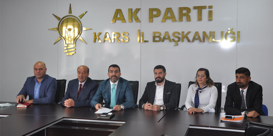 AK Partililer Menderes ve arkadaşlarını unutmadı!