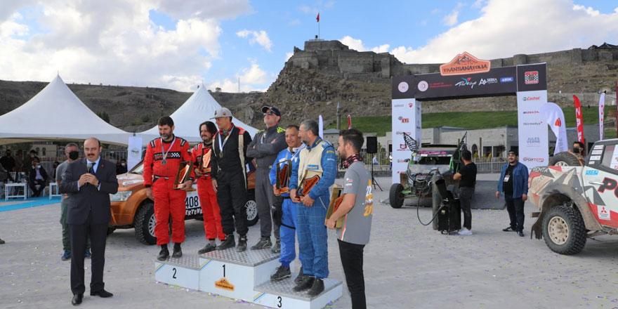 Eskişehir'den başlayan TransAnatolia Kars'ta son buldu