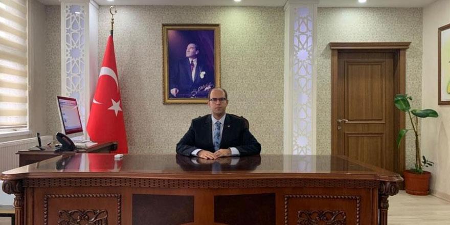 """Kaymakam Türkmen: """"Devletin kapısı herkese açık"""""""