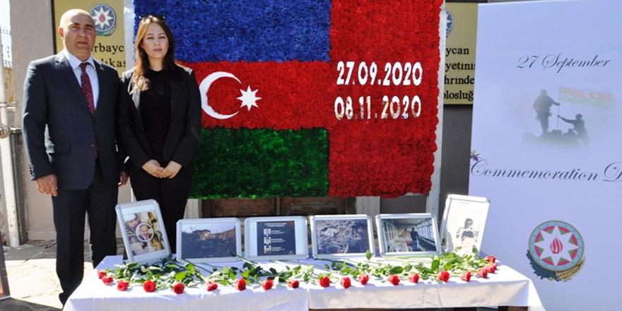 Karabağ Zaferi, 1'nci yılında Kars'ta da kutlandı