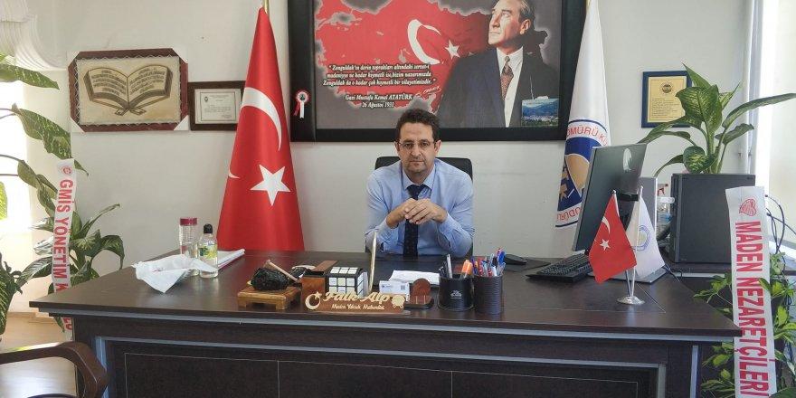 Türkiye Taş Kömürü Kurumu'nda Karslıları sevindiren atama : Faik Alp Müessese Müdürlüğü'ne atandı