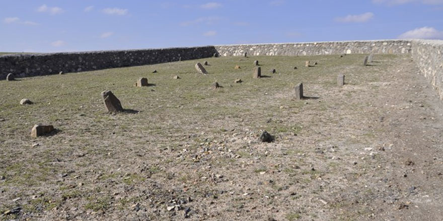 Atçılar Köyündeki Malakan Mezarlığı koruma altına alındı