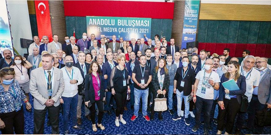 Anadolu Basın Buluşması-Yerel Medya 2021 Çalıştayı Yapıldı