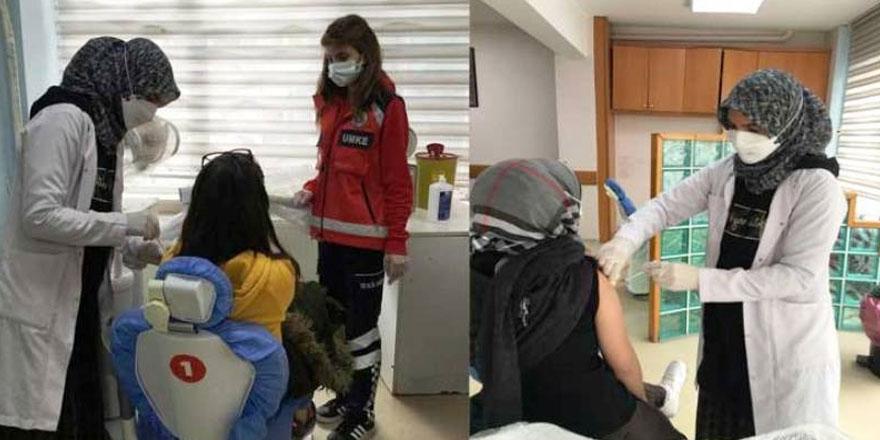 Kars Sağlık Müdürlüğü, aşı çağrısını yineledi