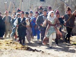 Figüranlar Erzurumda