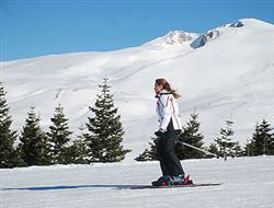 Nisan karı kayak sezonunu uzattı