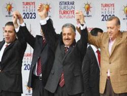 Başbakanın Kars mitingi