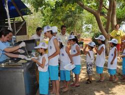 Ücretsiz Gençlik Kampı