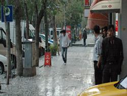 Yağmur ve Sel Uyarısı