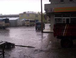 Sel ve Dolu Selimi Vurdu