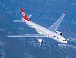Kars Uçağı Trabzona İndi