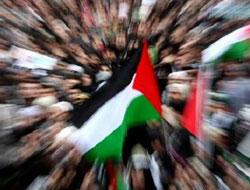 Kars'ta İsrail'e Protesto