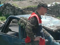 Kars'ta Kaza : 1 Ölü