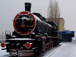 Kars Demiryolu 10 Gün Kapanacak