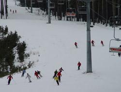 Kar Kalınlığı 125 Santimetre