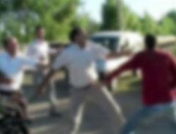 Öğretmenevinde Dövüldüler