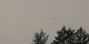 İstanbul Uçağı Toz Fırtınası Nedeniyle Kars'a İnemedi