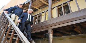 Valilik Kent Konseyi Binasını Restore Ediyor