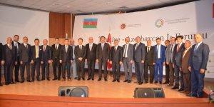 Türkiye-Azerbaycan İş Forumu