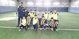 Kars'ta Galatasaray - Fenerbahçe Karşılaşması