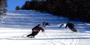 Sarıkamış'ta kayak sezonu açıldı