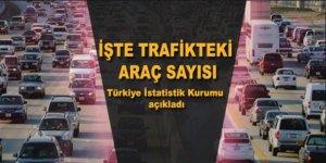 Kars'ta trafiğe kayıtlı araç sayısı 45 bin 803