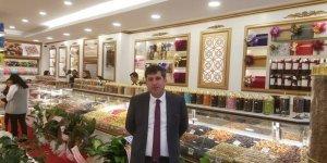 Çıtır Kuruyemiş Çikolata ve Baklava Mağazası Açıldı