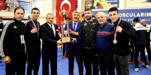 Kars'ın Gururları Türkiye Şampiyonu Oldular
