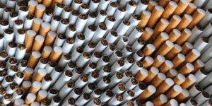 Sigara kaçakçısına 26 bin 600 TL ceza