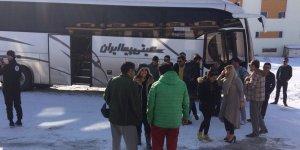 Sarıkamış'a İranlılardan yoğun ilgi
