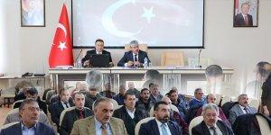 Kars OSB olağan yönetim kurulu toplantısı yapıldı