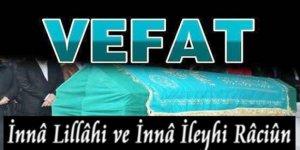 Av. Mehmet Emin Seferoğlu vefat etti