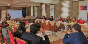 Kars'ta Haritalama Raporları ve İzleme Göstergeleri Eğitimi