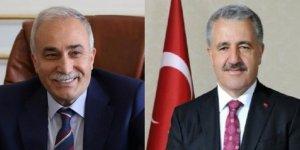 Bakanlar Arslan ve Fakıbaba Kars'ta Besi Organize Sanayi Bölgesi'nin Temelini Atacak