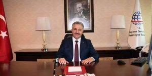 UDH Bakanı Ahmet Arslan'ın Kars'a teşekkür mesajı