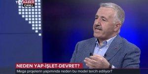 """""""Kanal İstanbul Projesi öncelikle İstanbul'u koruma projesidir"""""""