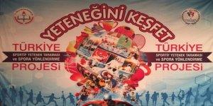 Kars'ta Amatör Spor Kulüplerimize Nakdi Yardım