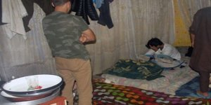 Akyaka'da kaçak göçmen çalıştırana ceza