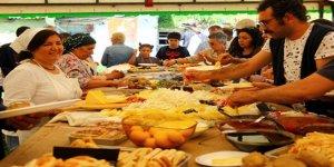 Anadolu peynirleri Kars'ta buluştu