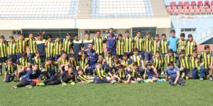 Kars'ta Fenerbahçe - Galatasaray Karşılaşması