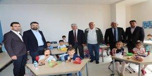 Vali Doğan ve Başkan Karaçanta'dan Bahçeşehir Kolejine Ziyaret