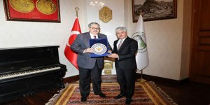 Rusya'nın Ankara Büyükelçisi Kars'ta