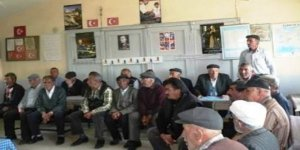 """Yarkadaş: """"90 haneli Çamçavuş'ta su ve elektrik yok"""""""