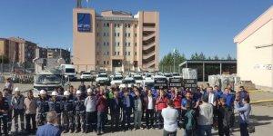 ARAS EDAŞ çalışanları mesai arkadaşlarına yapılan bıçaklı saldırıyı kınadı