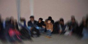 Kars'ta 6 kaçak göçmen yakalandı