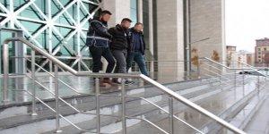 Kars'ta kablo hırsızı 1 şahıs yakalandı